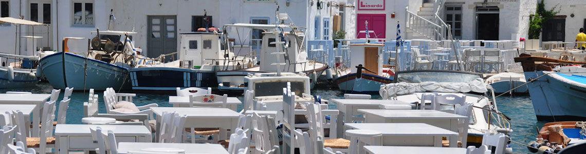 Paros Cycladen